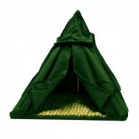 (**) Dollhouse Miniature Tent(s) - Product Image