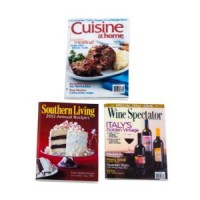 (*) Dollhouse Cooking Magazine(s) - Product Image