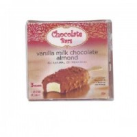(*) Dollhouse Package of Ice Cream Bars Nutty - Product Image