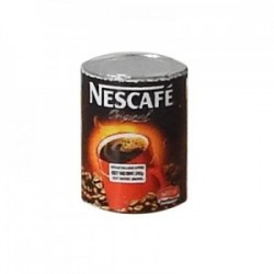 (**) Dollhouse Nescafe Coffee Can - Product Image