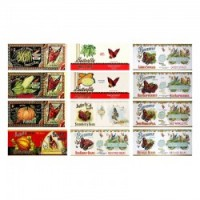 (*) 11 or 12 pc Dollhouse Vintage Can Labels - Choice of Style - - Product Image