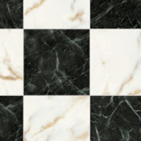 "Dollhouse ""FAUX"" Marble Floor- Choice of Color - - Product Image"