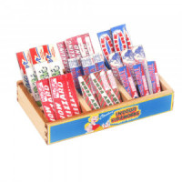 Dollhouse Fireworks Store Display - Product Image