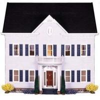 Montclair Estate Dollhouse Kit (Milled) - Product Image
