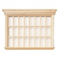 Dollhouse Yorktown 24-Light Window - Product Image