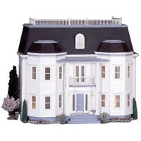 Foxhall Manor Dollhouse Kit (Milled) - Product Image