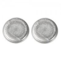 2 Dollhouse Aluminum Cake Pans - Product Image