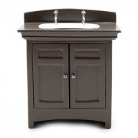 Dollhouse Sink Vanity-Choice of Color - - Product Image