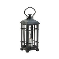 Dollhouse 12 Volt Lantern- Choice of Style & Color - - Product Image