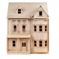 The Ashburton Dollhouse Kit - Product Image
