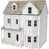 The Ashburton Dollhouse Kit - Product Image