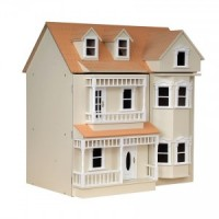 The Exmouth Dollhouse (Kit) - Product Image