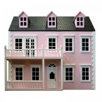 The Glenside Grange Dollhouse (Kit) - Product Image