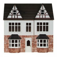 Orchard Avenue Dollhouse (Kit) - Product Image