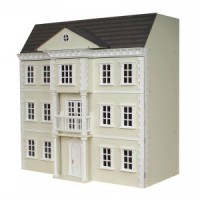 Mayfair House Dollhouse (Kit) - Product Image