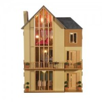 Dollhhouse Lake View House (Kit) - Product Image
