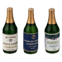 Assorted Champagne Wine Bottle(s) - Choice of Styles - - Product Image