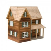 Dollhouse Versatile House Shell (Kit) - Product Image