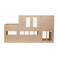 Dollhouse Modern House Shell(s) Kit(s) - Product Image