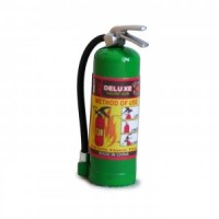 (*) Large Dollhouse Fire Extinguisher- Choice of Color - - Product Image