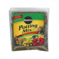 (**) Dollhouse Bag of Potting Soil - Product Image