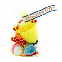 Dollhouse Bag of Beach Toys - Product Image