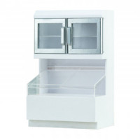 (**) Store Wall Refrigerated Cabinet - Product Image