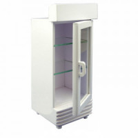 (*) Dollhouse 1 Door Single Store Refrigerator- Choice of Finish - - Product Image