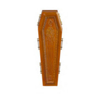 Dollhouse Caskets / Choice of Style or Finishes - Product Image