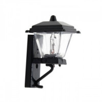 Dollhouse Black Coach Light (Non-working) - Product Image
