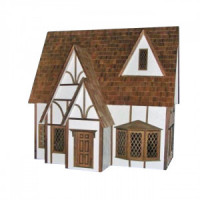 The Tudor Dollhouse (Kit) - Product Image