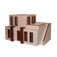 The Adobe Dollhouse (Kit) - Product Image