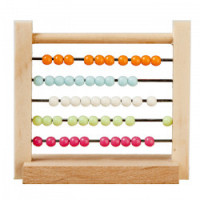 (*) Dollhouse School Abacus - Product Image