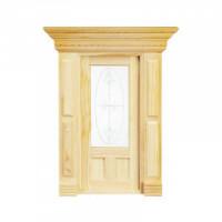 (*) Dollhouse Doorbell Door - Product Image