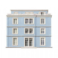Modern Hotel 1 Dollhouse (Kit) - Product Image