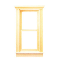 Deluxe Standard Nonworking Window - Product Image