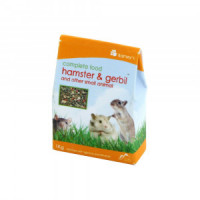 Dollhouse Hampster and Gerbil Food - Product Image