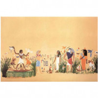 Dollhouse Egyptienne Panel - Product Image