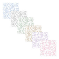 3 Shts - Tiffany Wallpaper- Choice of Color - - Product Image