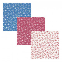 3 Shts - Dollhouse Baby Breath Paper- Choice of Color - - Product Image