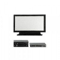 Dollhouse TV & Music System Set - Product Image