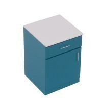 Dollhouse Dentist / Medical Cabinet- Choice of Color - - Product Image