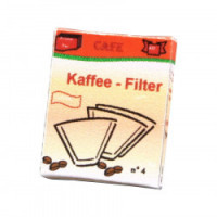 (*) Dollhouse Coffee Filter Box - Product Image