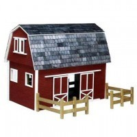 Ruff 'n' Rustic Barn (Kit) - Product Image
