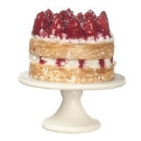 Dollhouse Strawberry Shortcake - Product Image