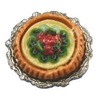 Dollhouse Kiwi & Cherry Tart - Product Image