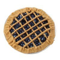 § Sale .60¢ Off - Blueberry Pie - Product Image
