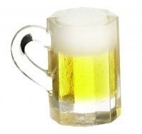 Dollhouse Filled Beer Mug - Product Image