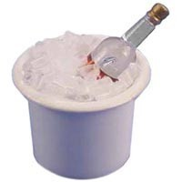 Dollhouse Vodka in Filled Ice Bucket - Product Image