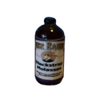 Dollhouse Bair Rabbit Black Strap Molasses - Product Image